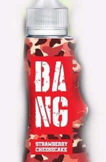 Premix Bang 60ml - Strawberry Cheesecake