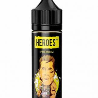 Premix HEROES 50ml - ARNOLD SCHWARZVAPER