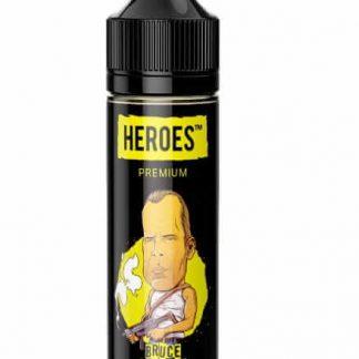 Premix HEROES 50ml - BRUCE VAPES