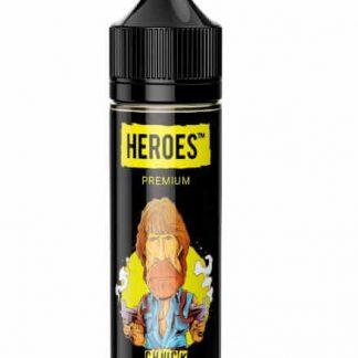 Premix HEROES 50ml - CHUCK VAPERRIS