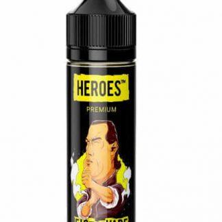 Premix HEROES 50ml - FIST OF VAPE
