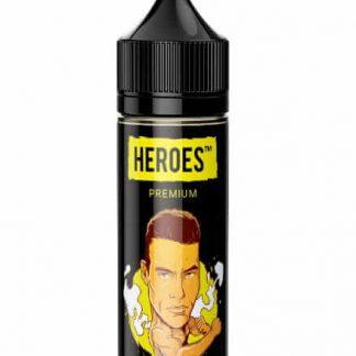 Premix HEROES 50ml - JEAN CLAUDE VAN VAPE