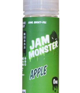 Premix Jam Monster 50ml - Apple