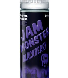 Premix Jam Monster 50ml - Blackberry