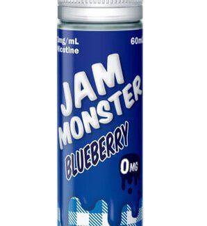 Premix Jam Monster 50ml - Blueberry