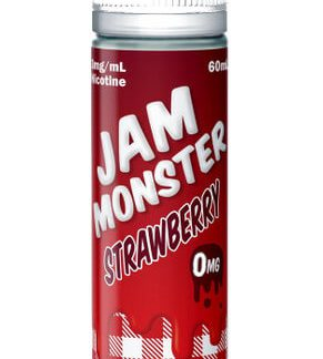 Premix Jam Monster 50ml - Strawberry