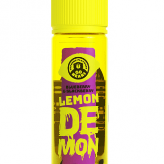 Premix Lemon Demon 40ml - Blueberry & Blackberry