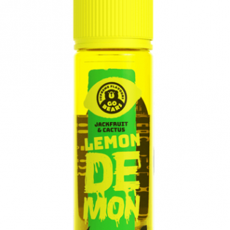 Premix Lemon Demon 40ml - Jackfruit & Cactus