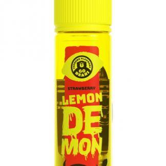 Premix Lemon Demon 40ml - Strawberry