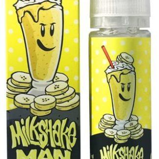 Premix Marina Vape 50ml - MilkShake Man Banana