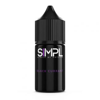 Premix SIMPL 20ml Blackcurrant