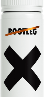 Premix The X 40ml - Bootleg