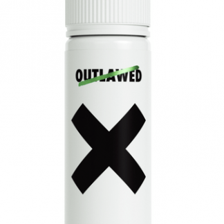 Premix The X 40ml - Outlawed