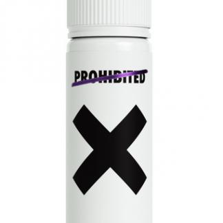 Premix The X 40ml - Prohibited