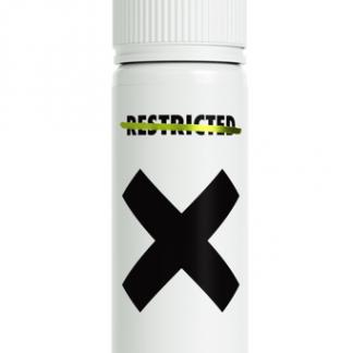Premix The X 40ml - Restricted