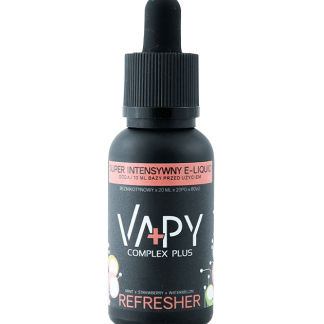Premix Vapy Complex Plus 20ml - Refresher